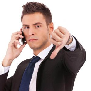 Being Treated Rudely Can Lead to a Sale …If Handled Correctly