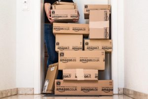Amazon Buys Bricks and Mortar!
