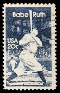 product branding and Babe Ruth