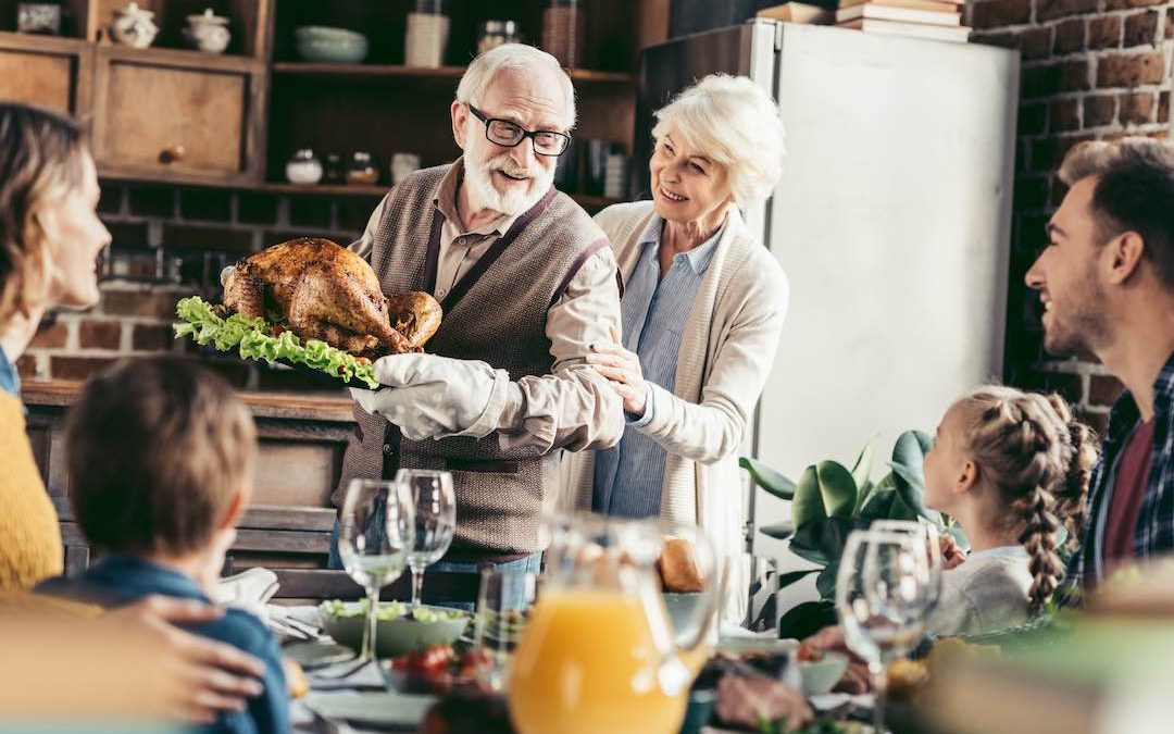 Thanksgiving – The Brand