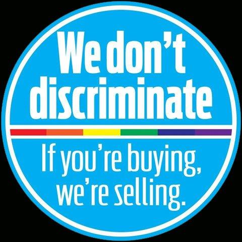 The Anti-Discrimination Brand