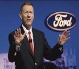 Alan Mulally Remortgages, Repositions and Saves Ford