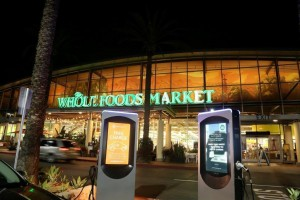 Volta Builds Brands with Free Electric Car Charging