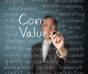 Your Brand Reflects Your Core Values